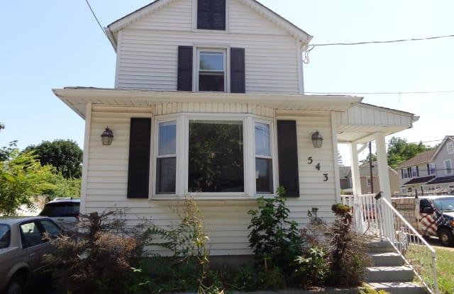 543 Springdale Avenue - 543 Springdale Avenue, Long Branch, NJ 07740