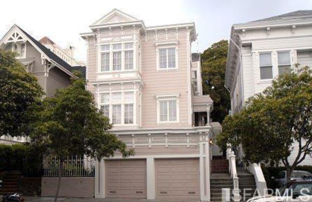 2544 Washington Street - 2544 Washington St, San Francisco, CA 94115