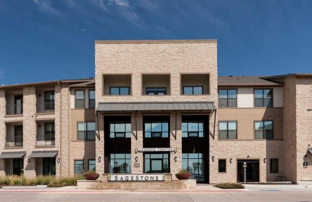 Sagestone Village - 3255 Sagestone Drive, Fort Worth, TX 76177