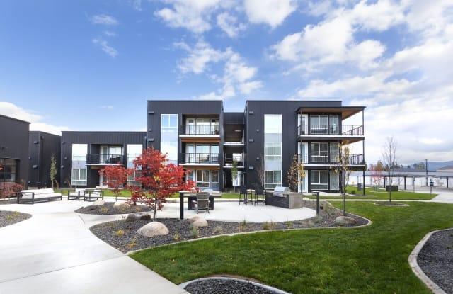 Green Door Flats - 16708 East Broadway Avenue, Spokane Valley, WA 99037