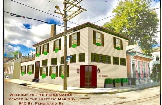 940 St Ferdinand - 940 Saint Ferdinand Street, New Orleans, LA 70117