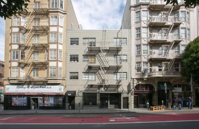 786 Geary St - 786 Geary Street, San Francisco, CA 94109