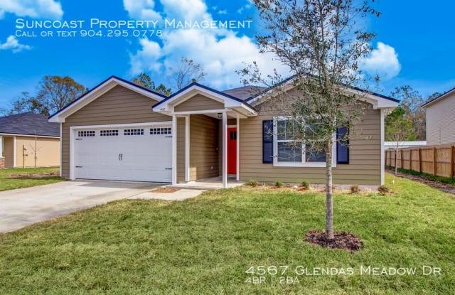 4567 Glendas Meadow Dr - 4567 Glendas Meadow Drive, Jacksonville, FL 32210