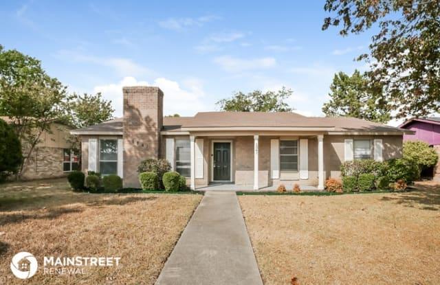 1341 Oakbluff Drive - 1341 Oakbluff Drive, Lancaster, TX 75146