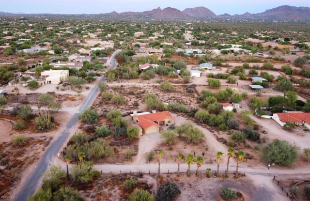 6623 E RED BIRD Circle - 6623 East Red Bird Circle, Scottsdale, AZ 85266