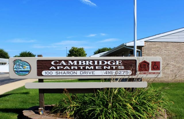 Cambridge Apts - 100 Sharon Drive, Morris, IL 60450