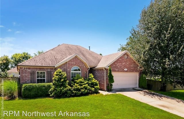 1252 N Cannondale Drive - 1252 North Cannondale Drive, Fayetteville, AR 72704
