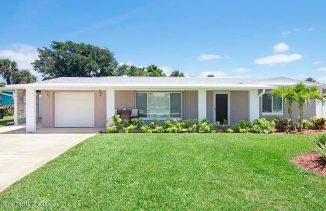 138 E Pasco Lane - 138 East Pasco Lane, Cocoa Beach, FL 32931