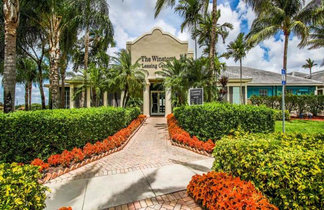 The Winston Apartments - 11099 SW 5th St, Pembroke Pines, FL 33025