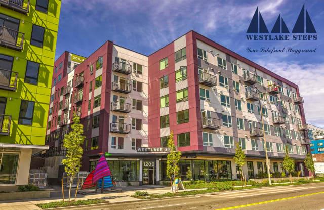 Westlake Steps - 1209 Westlake Avenue North, Seattle, WA 98109