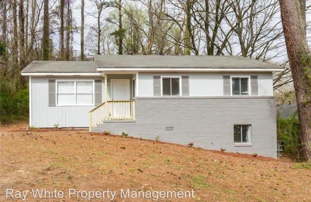 2437 Old Hapeville Rd SW - 2437 Old Hapeville Road Southwest, Atlanta, GA 30315