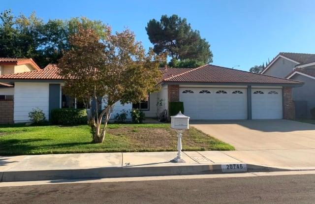 20746 Greenside Drive - 20746 Greenside Drive, Diamond Bar, CA 91789