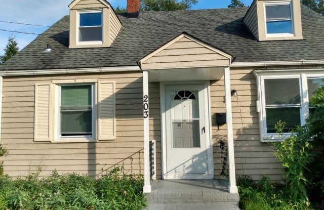 203 Baltimore street - 203 Baltimore Street, Aberdeen, MD 21001