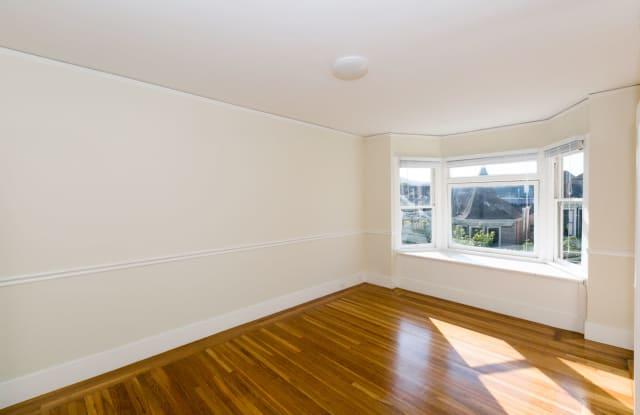 520 SCOTT Apartments - 520 Scott Street, San Francisco, CA 94117