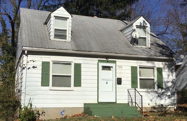 7231 Teal Avenue - 7231 Teal Avenue, St. Louis County, MO 63133