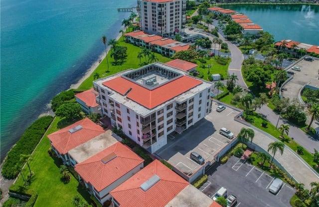 6295 BAHIA DEL MAR CIRCLE - 6295 Bahia Del Mar Circle, St. Petersburg, FL 33715