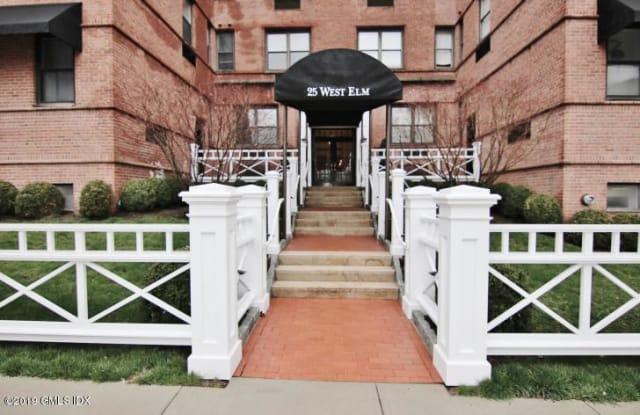 Winthrop House - 25 West Elm Street, Greenwich, CT 06830