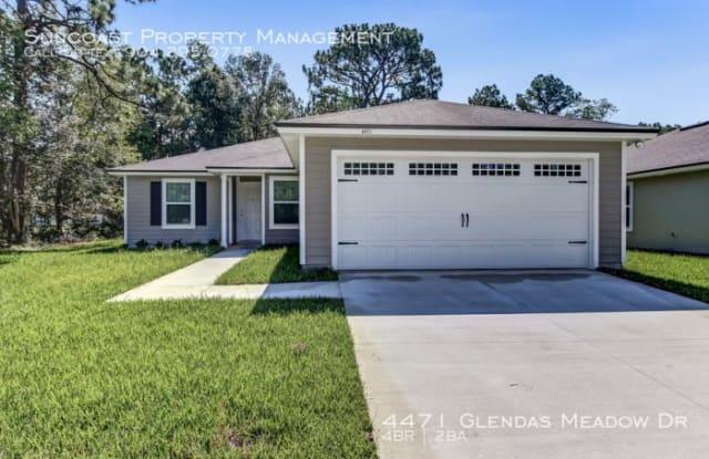 4471 Glendas Meadow Dr - 4471 Glendas Meadow Drive, Jacksonville, FL 32210