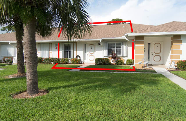 1228 S Lakes End Drive - 1228 South Lakes End Drive, Fort Pierce, FL 34982