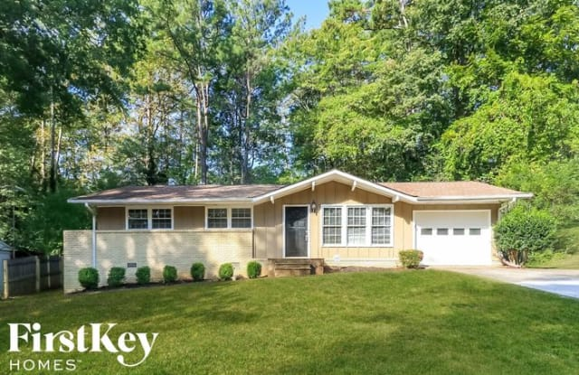 2450 Rolling View Drive - 2450 Rolling View Dr, Smyrna, GA 30080