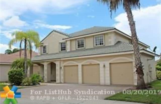 1666 BUNTING LN - 1666 Bunting Lane, Weston, FL 33327