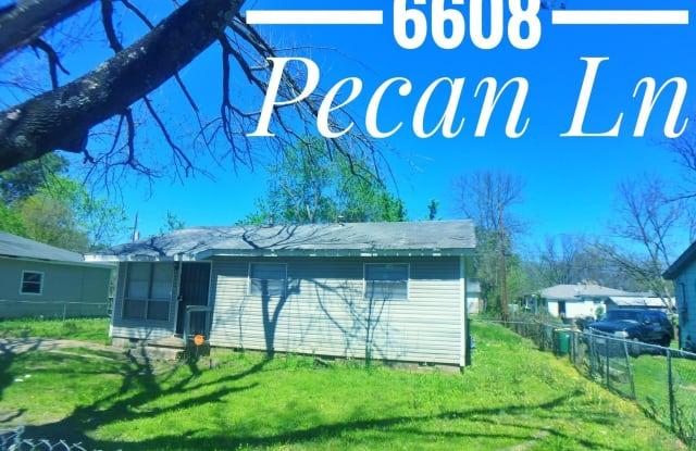 6608 Pecan Ln - 6608 Pecan Ave, Little Rock, AR 72206