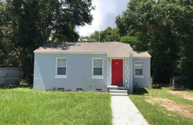 1408 DEXTER AVE - 1408 Dexter Avenue, Warrington, FL 32507