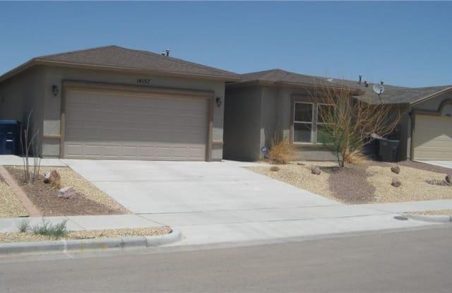 14157 RUDY VALDEZ - 14157 Rudy Valdez Drive, El Paso, TX 79938