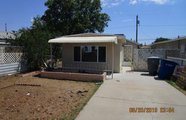 212 N Ascarate Street - 212 North Ascarate Street, El Paso, TX 79905