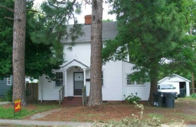 216 Chesterfield Road - 216 Chesterfield Road, Hampton, VA 23661