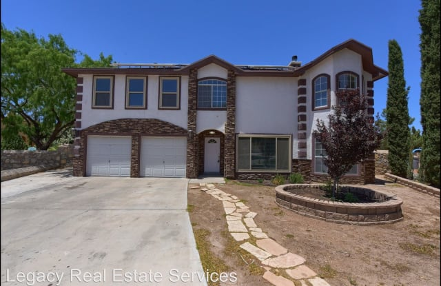 553 Royal Willow Way - 553 Royal Willow Way, El Paso, TX 79922