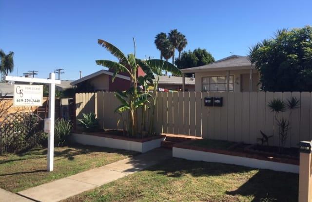 2145 Thomas Avenue - 2145 Thomas Avenue, San Diego, CA 92109