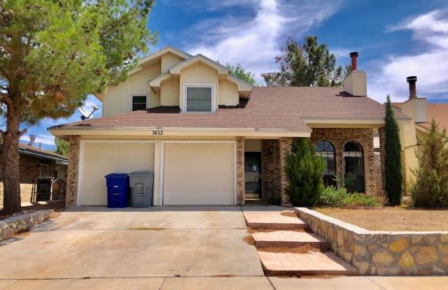 7432 LAKEHURST Road - 7432 Lakehurst Road, El Paso, TX 79912