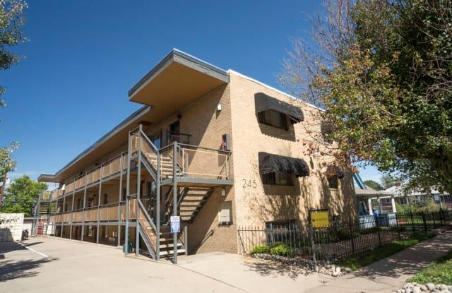 245 Bannock - 245 Bannock St, Denver, CO 80223