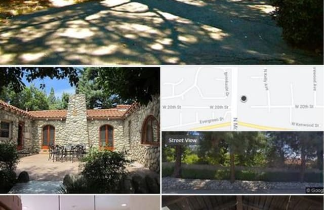 2002 North Mountain Avenue - 2002 N Mountain Ave, Upland, CA 91784