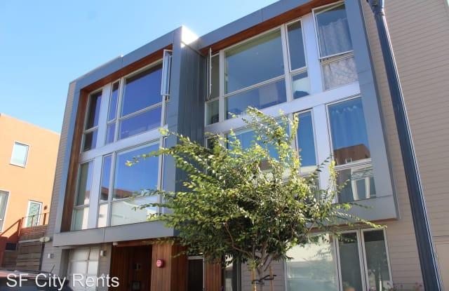 551 Hudson Ave. - 551 Hudson Avenue, San Francisco, CA 94124