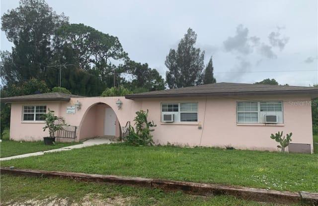 304 ORTIZ BOULEVARD - 304 Ortiz Boulevard, Warm Mineral Springs, FL 34287