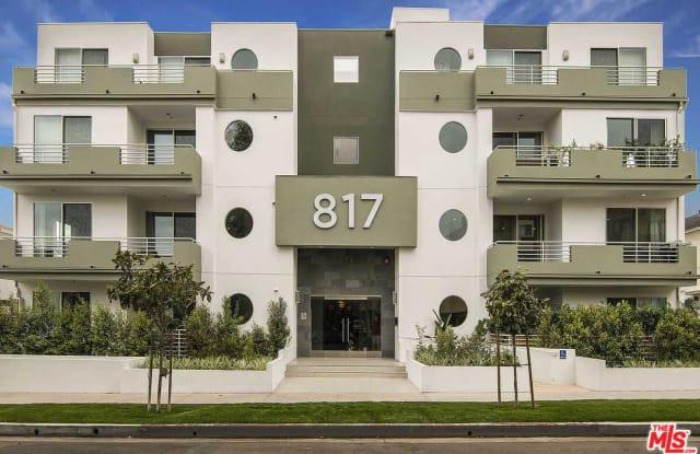 817 North ALFRED Street - 817 North Alfred Street, Los Angeles, CA 90069
