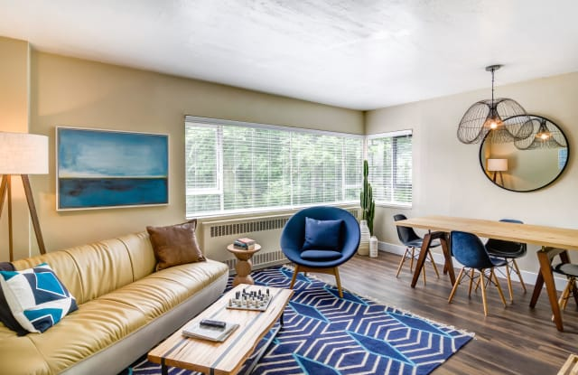 Vue Apartments - 1717 SW Park Ave, Portland, OR 97201