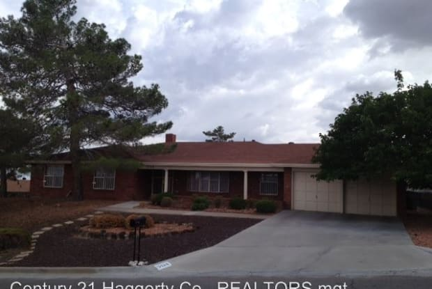 3124 Stone Edge - 3124 Stone Edge Road, El Paso, TX 79904