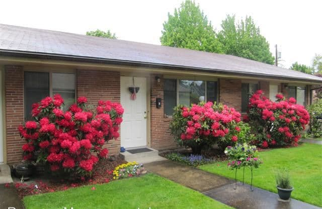 Forest Terrace Apartments - 1508 21st Place, Forest Grove, OR 97116