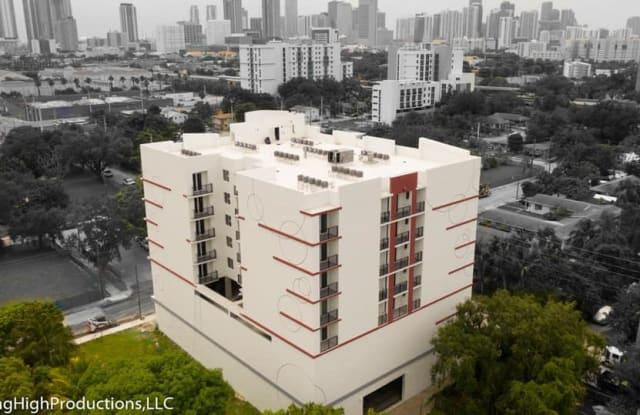 1310 Northwest 8th Court - 501 - 1310 Northwest 8th Court, Miami, FL 33136