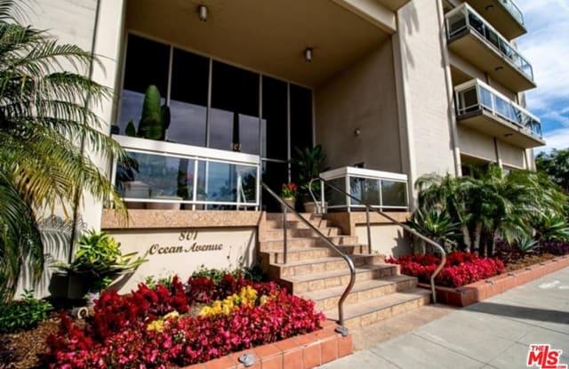 801 OCEAN Avenue - 801 Ocean Avenue, Santa Monica, CA 90403