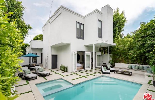 8913 ASHCROFT Avenue - 8913 Ashcroft Avenue, West Hollywood, CA 90048