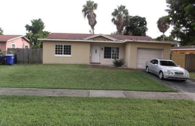 6810 merion ct - 6810 Merion Court, North Lauderdale, FL 33068