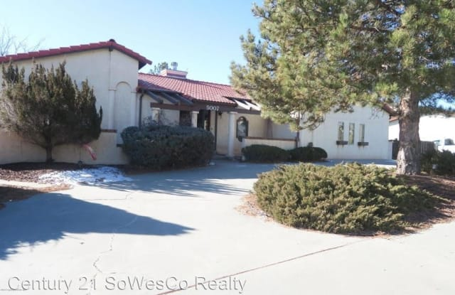 5007 Greenwood Drive - 5007 Greenwood Dr, Farmington, NM 87402
