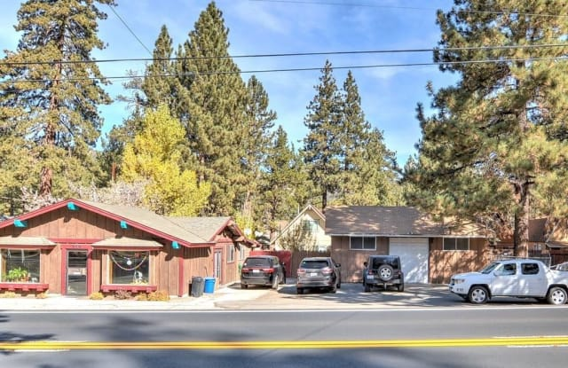 929 West Big Bear Boulevard - 929 Big Bear Boulevard, Big Bear City, CA 92314