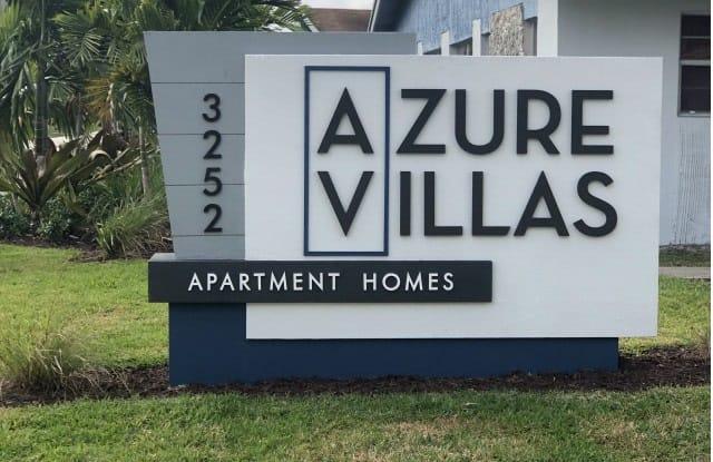Azure Villas - 3252 SW 52nd Ave, Pembroke Park, FL 33023