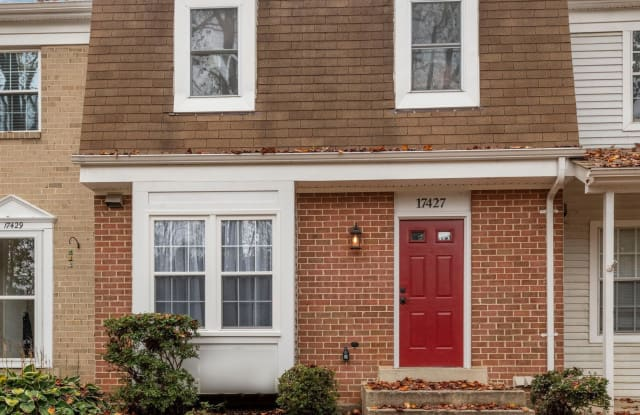17427 PIPERS WAY - 17427 Pipers Way, Olney, MD 20832