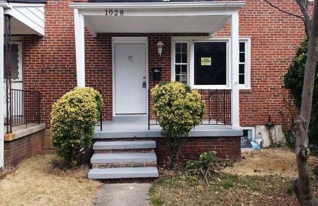 1028 EVESHAM AVENUE - 1028 Evesham Avenue, Baltimore, MD 21212
